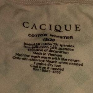 Cacique Intimates & Sleepwear - Cacique Bra and panty set - COSTUME